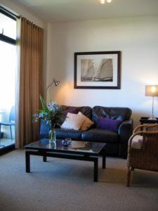 Luxury studio apartment holiday accommodation