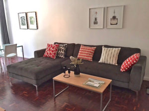 luxury self-catering accommodation central cape town st martini