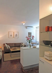 luxury one bedroom self-catering apartment cape town