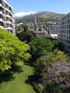 holiday apartments in gardens cape town