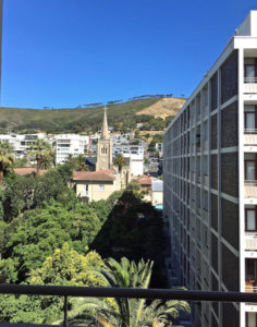 Cape Town holiday apartment views