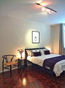 Two bedroom holiday apartment central cape town