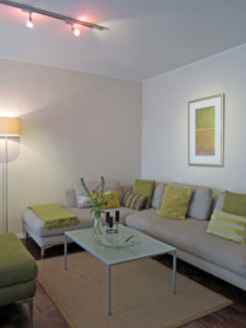 Two bedroom superior holiday apartment cape town